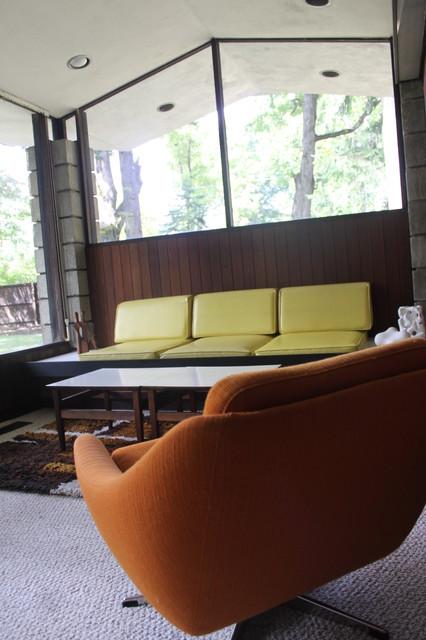 AHM Headquarters (my home) Fall 2012 modern-family-room