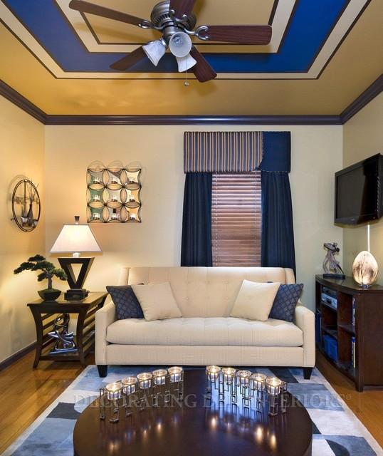 Decorating Den Interiors Photos traditional-family-room