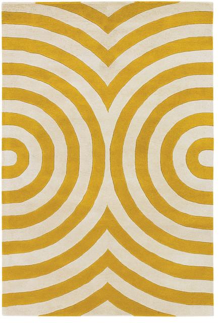 Chandra Rugs Thomaspaul (3' x 5') Area Rug contemporary-rugs