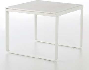 Gandia Blasco Flat Side Table modern-outdoor-dining-tables
