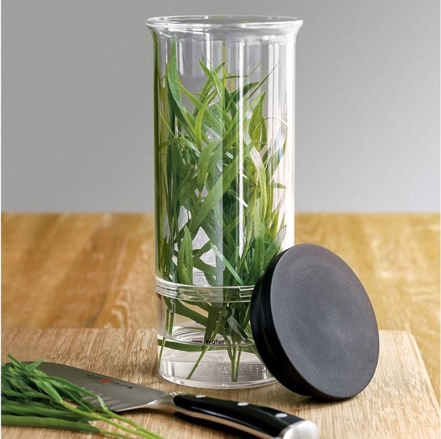 Herb Keeper  food containers and storage