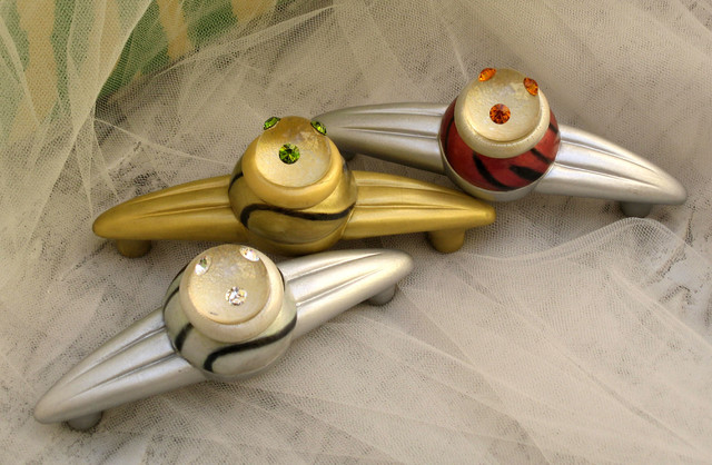 Orbit Congo Drawer  Pulls contemporary-cabinet-and-drawer-handle-pulls