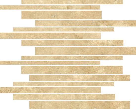 Bucak Light Walnut Mosaic -