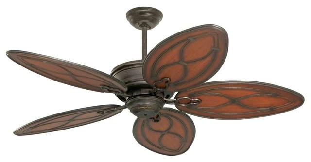 Emerson Fans TB311DBZ Copa Breeze Distressed Bronze Ceiling Fan contemporary-ceiling-fans