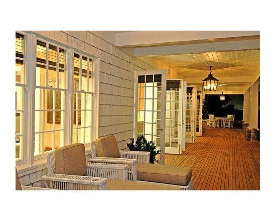 Beautiful Porch -