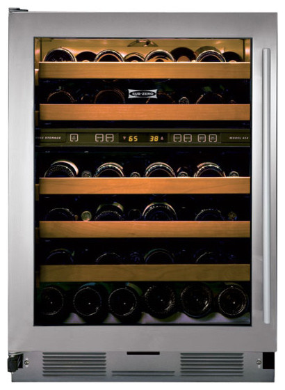 Sub Zero 424GS Wine Storage Cooler - Beer And Wine Refrigerators - philadelphia - by Mrs. G TV ...