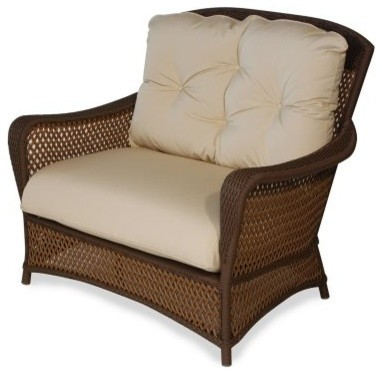 Lloyd Flanders Grand Traverse Lounge Chair and a Half modern-living-room-chairs