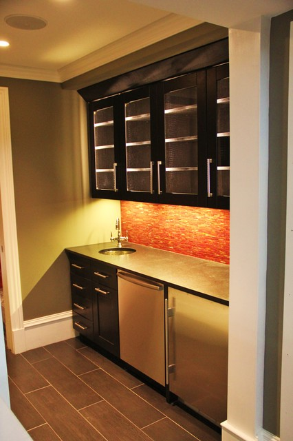 CustomWorks Contracting, LLC contemporary-kitchen