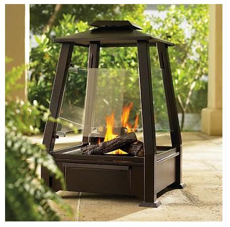 Monterey Outdoor Fireplace