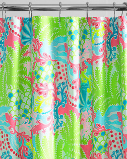 floral curtains lilly pulitzer