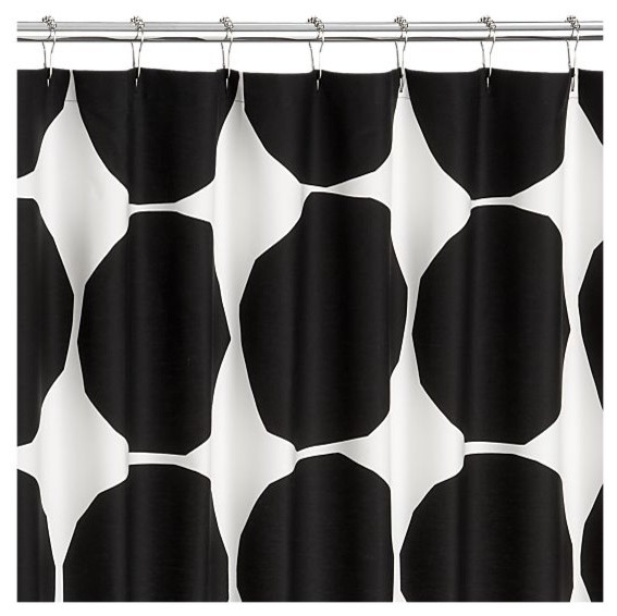 Modern Shower Curtains by Crate&Barrel