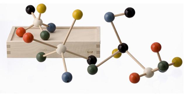 Ferm Living - Molecule Building Set modern-home-decor