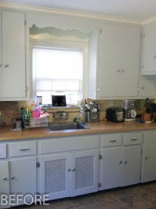 Shaker style cabinets for 1930 39 s colonial for 1930 style kitchen cabinets