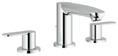 Grohe 20 209 002 Eurostyle Cosmopolitan 3-Hole Basin Mixer contemporary-bathroom-faucets