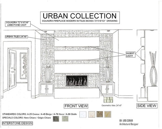 """New designs coming soon """"Urban Collection"""" - Urban Collection New designs, Limestone cast composite, hollow and lightweight"""