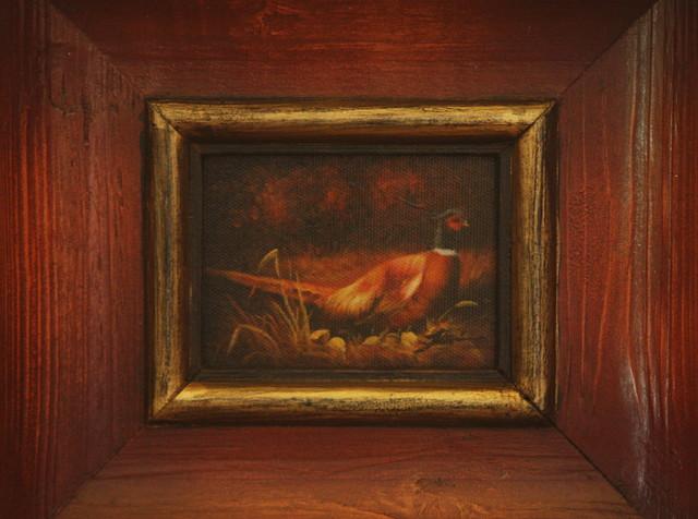 Pheasant II traditional-artwork
