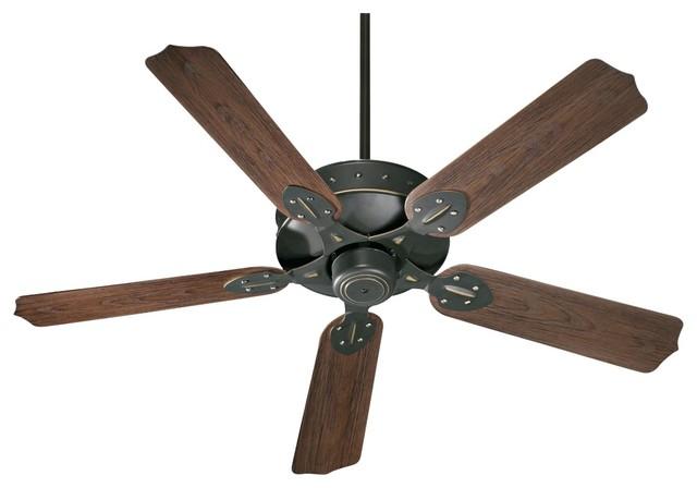 52 quorum hudson old world patio ceiling fan. Black Bedroom Furniture Sets. Home Design Ideas