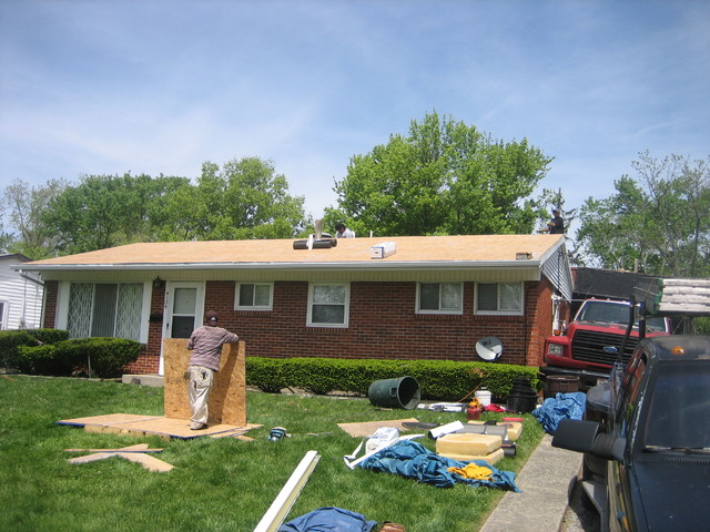 Roofing,Gutters,baths