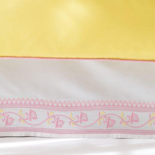 Isabel Bedskirt traditional-bedskirts