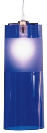 Easy Pendant (Blue) -  RETURN by Kartell modern-storage-bins-and-boxes