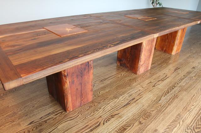 Barnwood Table