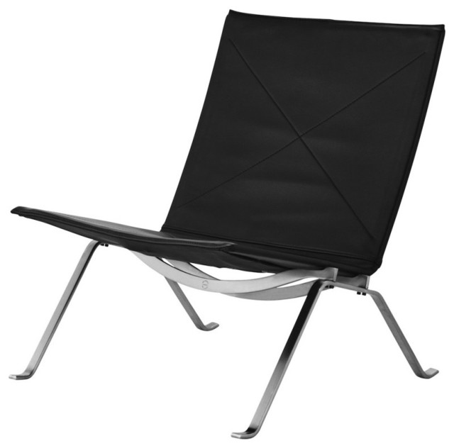 PK 22 Kjaerholm lounge chair available at SUITENY.COM modern-chairs