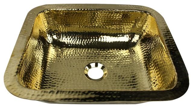 Brass Sink : Sink reb - 17
