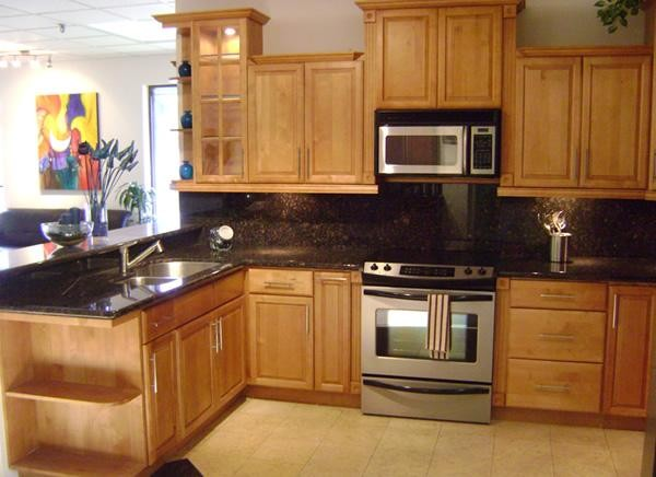Toffee - Kitchen Cabinetry - orlando - by Golden Hammer Cabinet Wholesale