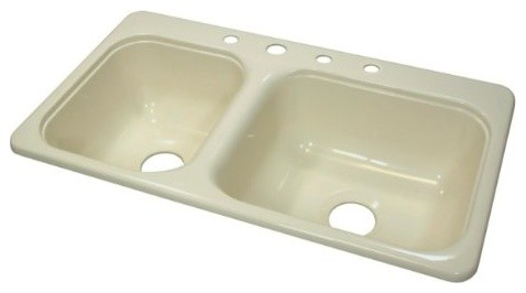 Kitchen Sink 33 L X 19 W Manufactured Mobile Home Acrylic