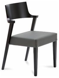 Domitalia | Lirica Chair, Set of 2 modern-dining-chairs