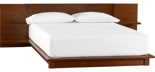 andes walnut bed modern-beds