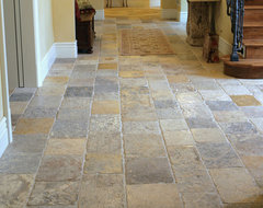 Antique Biblical Stone mediterranean-floor-tiles