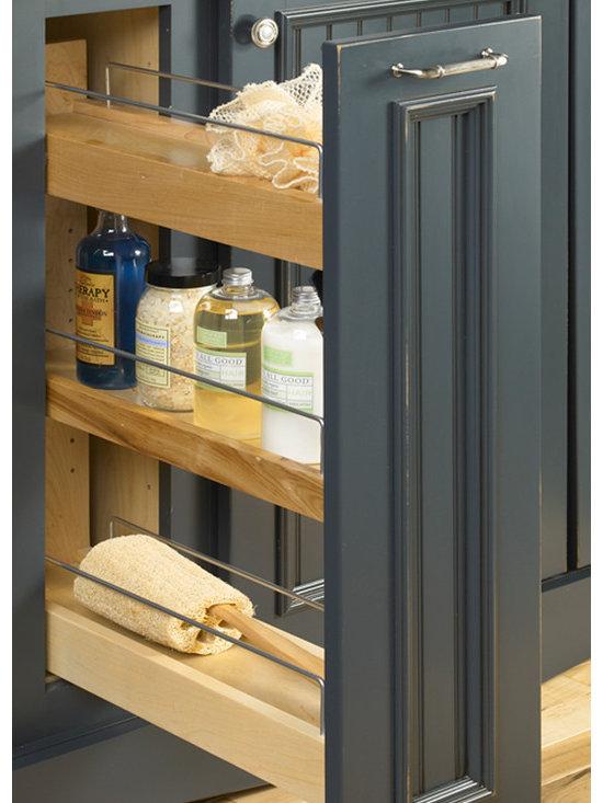 Bathroom Cabinet Storage - HomeSource Design Center