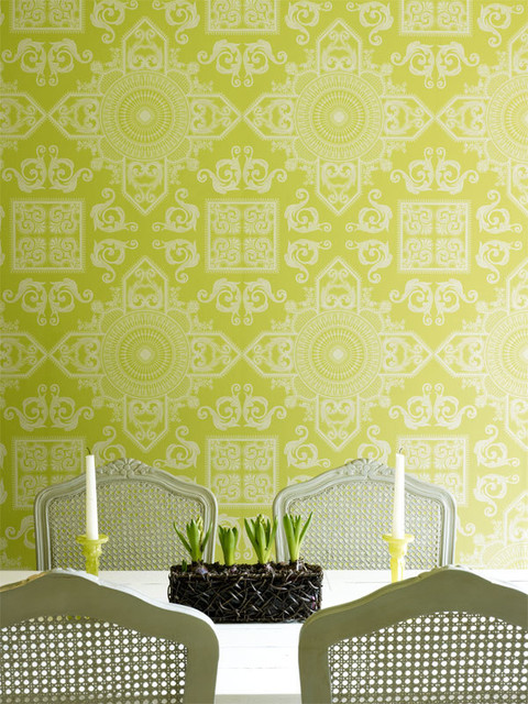 Graham and Brown LLB Mystique Wallpaper modern wallpaper