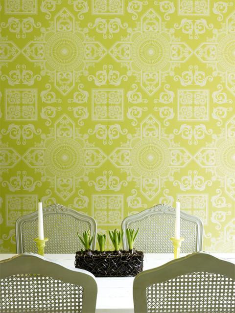 Graham and Brown LLB Mystique Wallpaper modern-wallpaper