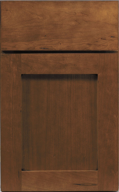 Cherry Door Styles from Wellborn Cabinet, Inc. - Modern - Kitchen Cabinetry - other metro - by ...
