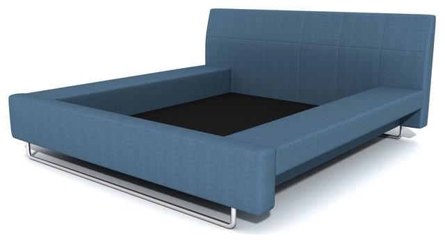 Hamlin Cal King Bed-Calvin Mouse contemporary-beds