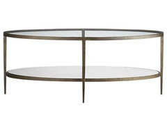 Clairemont Coffee Table modern-coffee-tables
