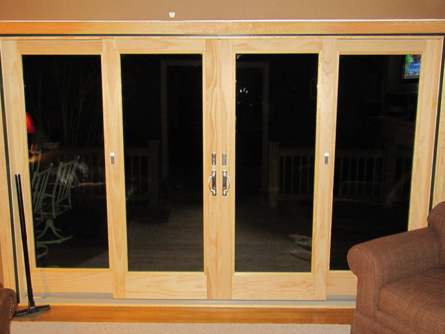 Andersen sliding screen door installation southernnewsem for Andersen doors