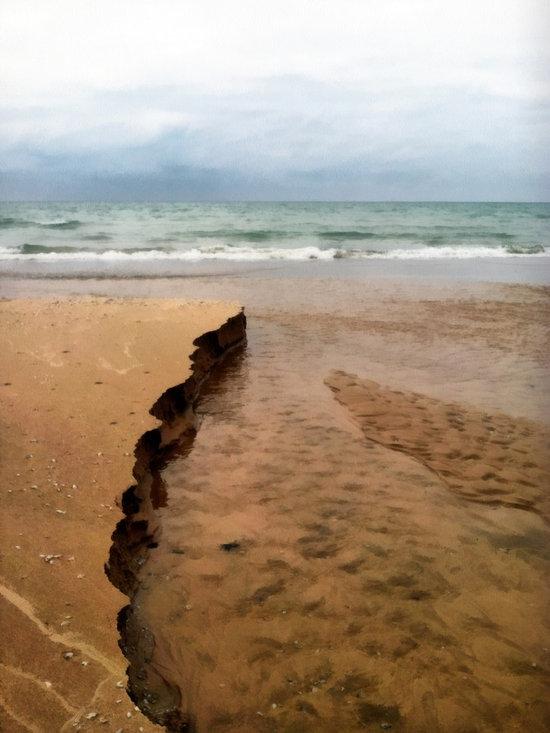 Lake Michigan Shoreline -