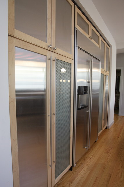 DuBro A + B contemporary-kitchen