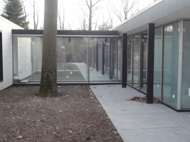 Insulated glass modern-windows