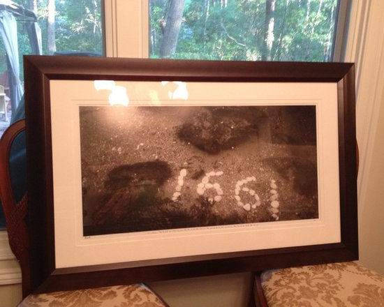 """Final Products - """"1661"""" Commissioned Work Framed photograph Archival giclee print. Shot with traditional 120 film. Original artwork. © Micky Girardi"""