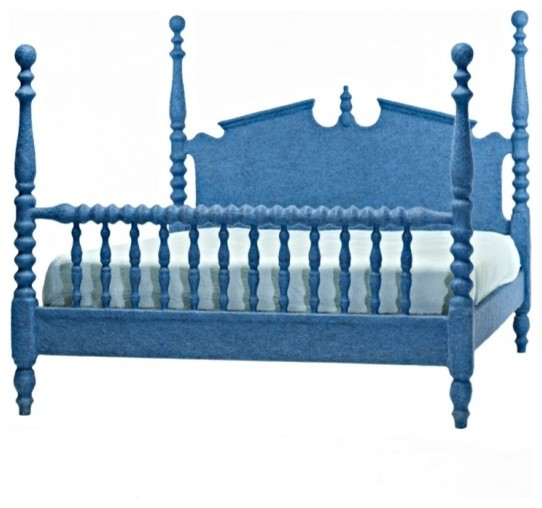 C-1/Pelsul Wool bed traditional-beds