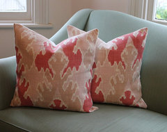 Kelly Wearstler Bengal Bazaar Pillow Covers By Aurelia6311 eclectic-pillows