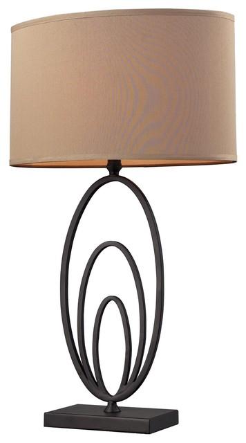 Dimond Lighting - Trendsitional - D2211 modern-table-lamps