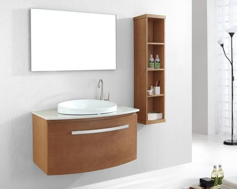 Floating Bathroom Vanities Contemporary Bathroom Vanity Units Sink Cabinets New York