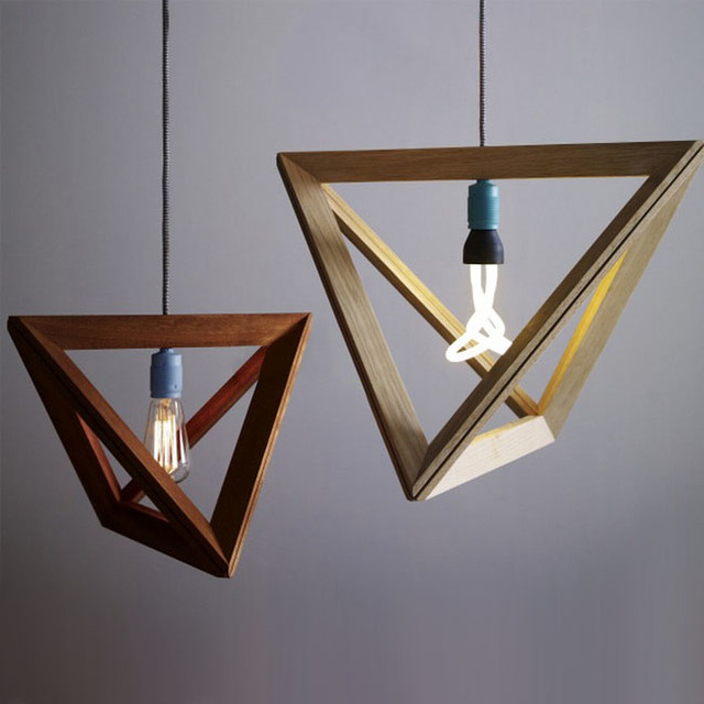 Modern Concept Wood Pendant Lighting