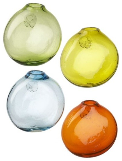 Chica Wall Vases contemporary-vases