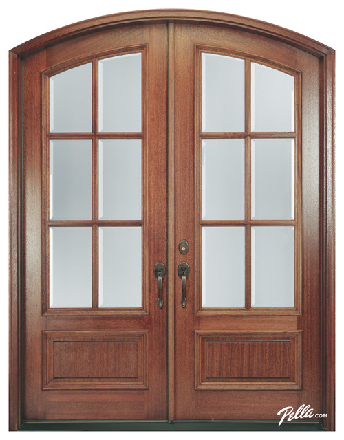 Architect series wood entry door contemporary windows for The door and the window